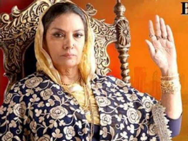 Shabana Azmi On Amma And The Evolution of Indian Television