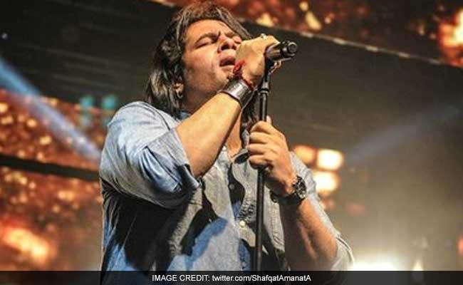 Amid Uri Tension, Pak Singer Shafqat Amanat Ali's Bengaluru Concert Cancelled