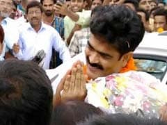 NDA Protests Against Shahabuddin's Release In Stronghold Siwan
