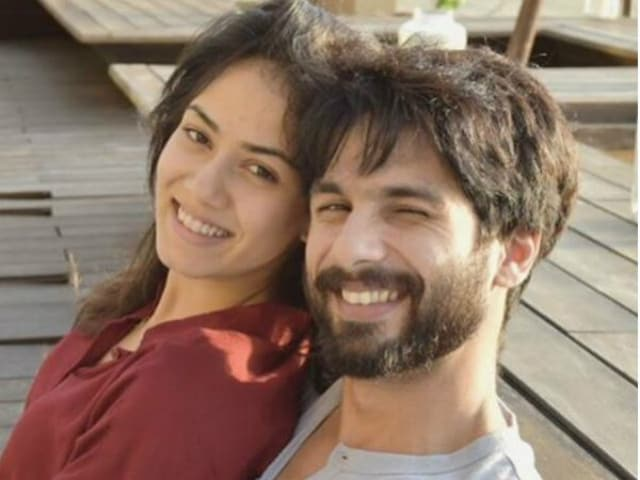 Shahid Kapoor, Mira Rajput Name Their Daughter Misha