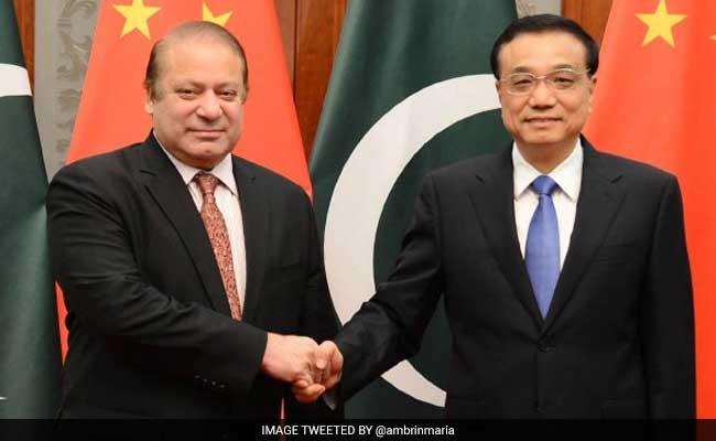 Chinese PM Meets Nawaz Sharif, Conveys Support Over Kashmir: Pak Media
