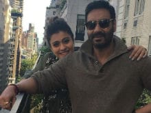 Kajol and Ajay Devgn Reportedly Upset Fans While Promoting <i>Shivaay</i> in USA
