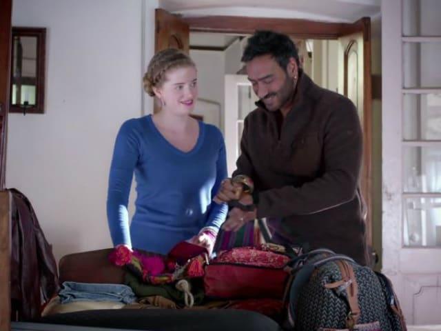 Shivaay Song Darkhaast Tracks Ajay Devgn, Erika Kaar's Love Story