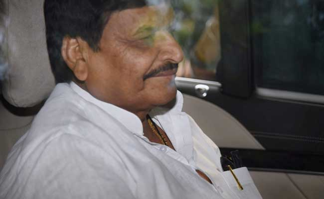 After Meeting Akhilesh Yadav, Shivpal Yadav Resigns From Cabinet, Party Posts: 10 Points