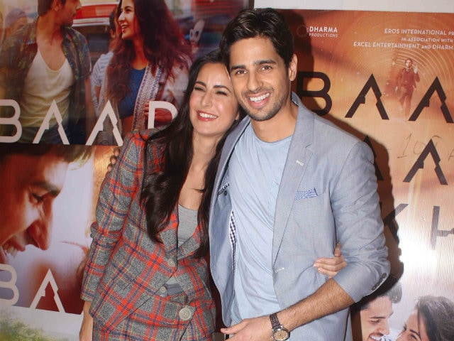 Katrina, Sidharth Allegedly Offloaded After Delaying Flight. Details Here