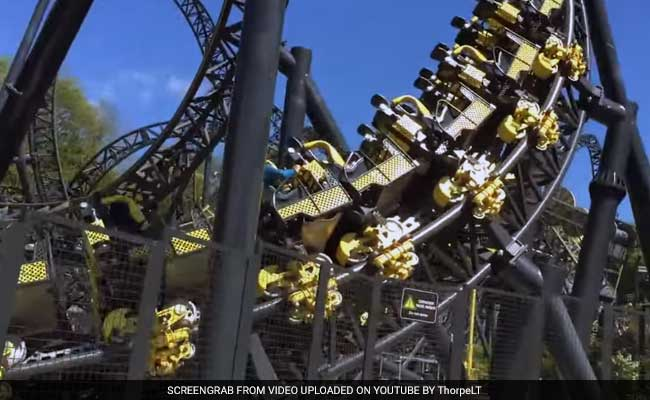 For Roller Coaster Crash, UK Theme Park Fined 5 Million Pounds
