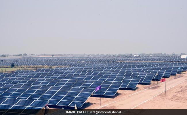 Solar, Wind Power Tariffs May Dip Below Rs 2/ Unit In A Couple Of Years