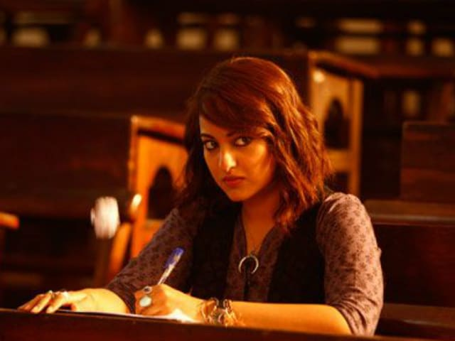 Sonakshi Sinha Wants to do 'More Films Like Akira'