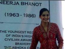 Neerja Bhanot Would Have Been 53 Today. Read Sonam Kapoor's Tribute