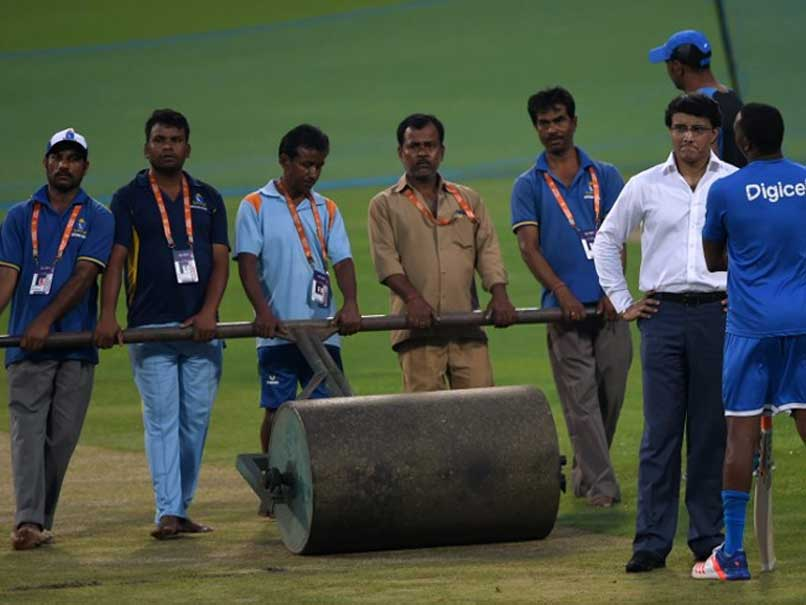 Eden Gardens Pitch Not Loaded in Favour of India Spinners