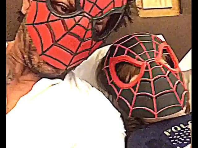 Can You Guess Who Shah Rukh Khan is With in This Spiderman Video?