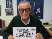 Marvel Comics' Stan Lee to Star in Adventure Film on Him