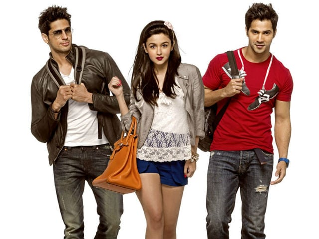 Alia Bhatt, Varun Dhawan, Sidharth Malhotra Are Now Neighbours