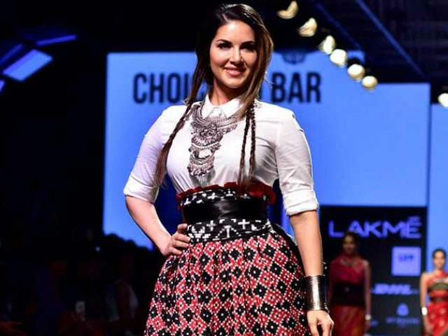 What Sunny Leone is Doing in New York Ahead of Fashion Week Debut
