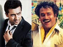 Suriya Reveals Title of Next. It is Inspired By Rajinikanth's Dialogue