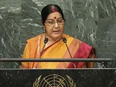 विदेश मंत्री सुषमा स्वराज ने जमैका में मृत भारतीय के परिवार को दिया मदद का भरोसा