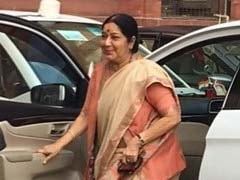 Sushma Swaraj Admitted To AIIMS For 'Routine' Check-Up