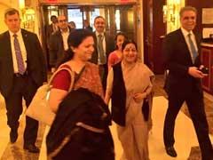 सुषमा स्वराज आज UN महासभा में नवाज शरीफ को दे सकती हैं करारा जवाब