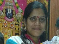 'Beaten For Leaving Geyser On,' Said Hyderabad Techie's Wife Before Death