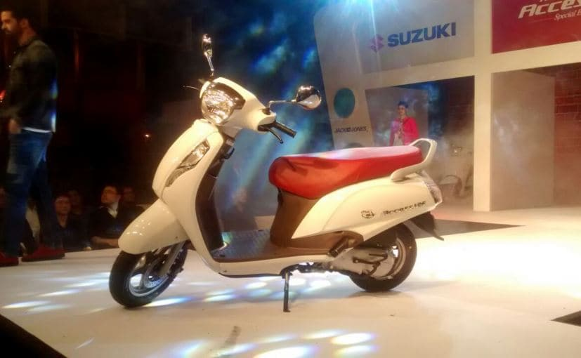 Special Edition Suzuki Access 125 Launched; Prices Start At ₹ 55,589