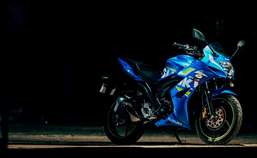 India-Made Suzuki Gixxer Exported To Japan