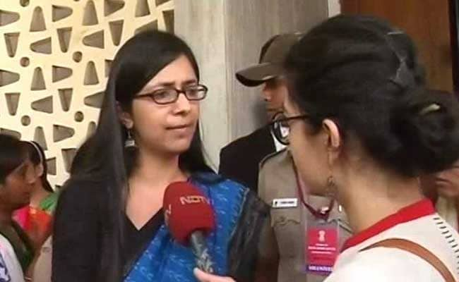 Delhi Women Panel Chief Trolled For Calling Adultery Verdict 'Anti-Women'