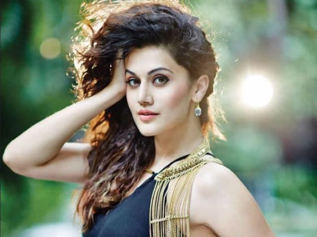 Taapsee Pannu Stalked By Fan, Pink Actress Was 'Shocked'