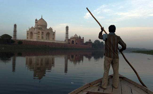 Taj Mahal dropped from UP govt's tourism booklet