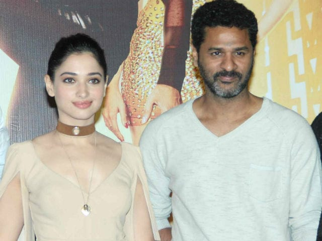Prabhu Deva Gave Tamannaah This 'Important' Advice