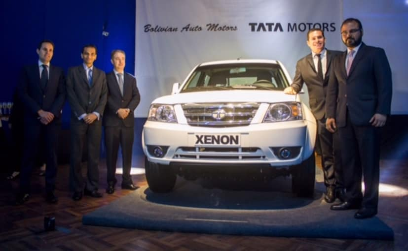 Tata Motors Commences Operations In Bolivia With