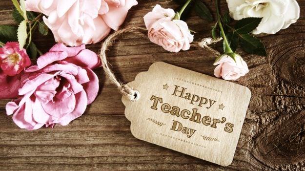 Happy Teacher's Day 2016: 5 Ways to Thank Your Teacher