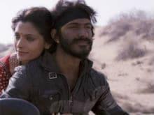 Harshvardhan, Saiyami's Love Blooms in a Desert in <i>Mirzya</i> Song <i>Teen Gawah</i>