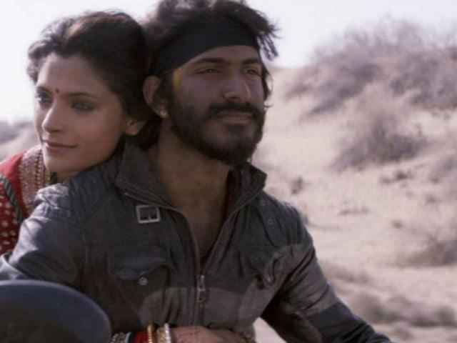 Harshvardhan, Saiyami's Love Blooms in a Desert in Mirzya Song Teen Gawah