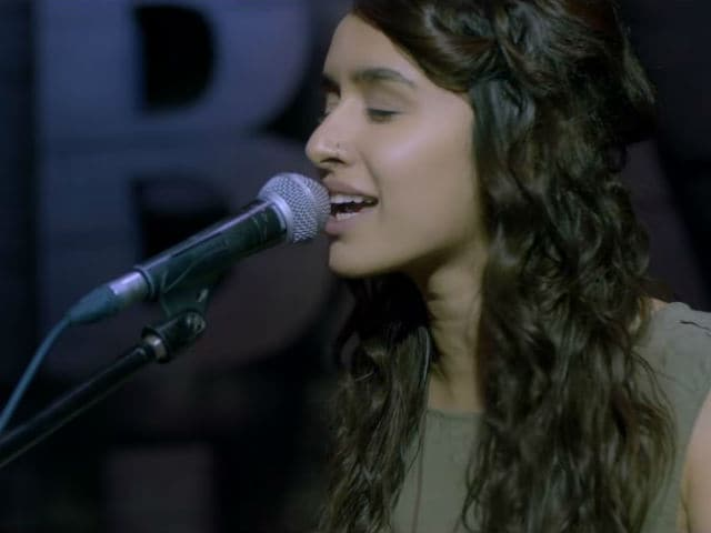 Shraddha Kapoor Sings On Matters Of The Heart In New Rock On 2 Song