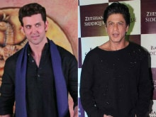 <I>Krrish 4</i> Confirmed. Hrithik Roshan's Film to Clash With Shah Rukh Khan's