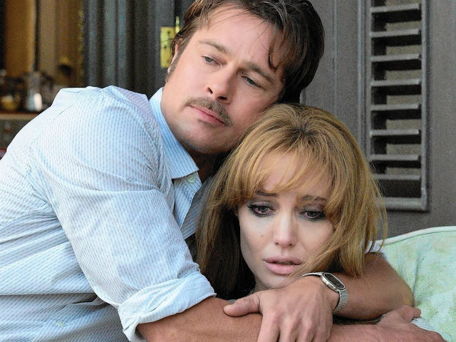 The Angelina Jolie, Brad Pitt Story Began and Ended With These Two Films