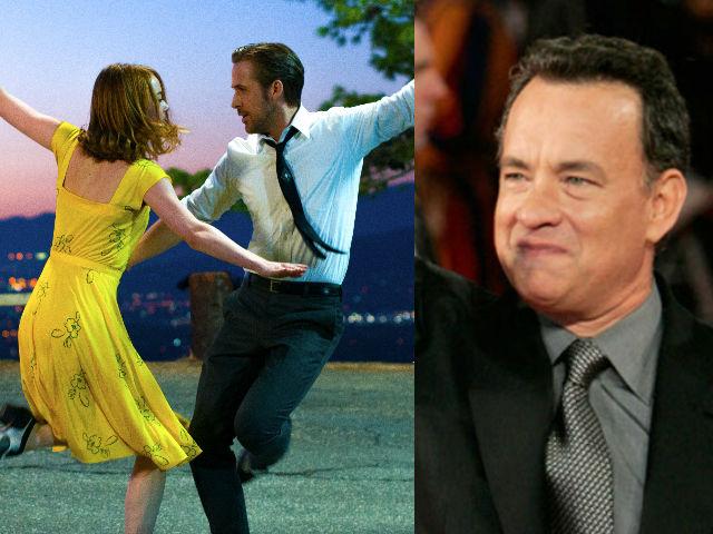 'Hollywood Is Doomed If People Don't Like La La Land,' Says Tom Hanks
