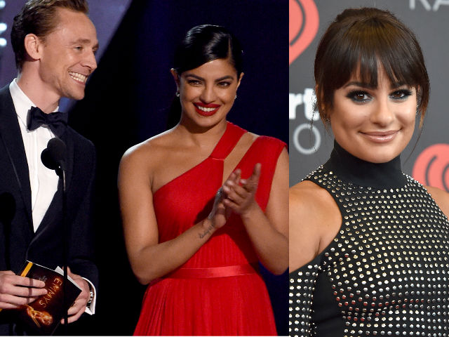 'Tom Hiddleston Loves Priyanka Chopra,' Says Lea Michele