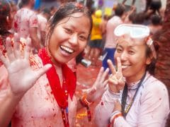 Spanish Towns Seek To Repeat Success Of Tomatina Festival