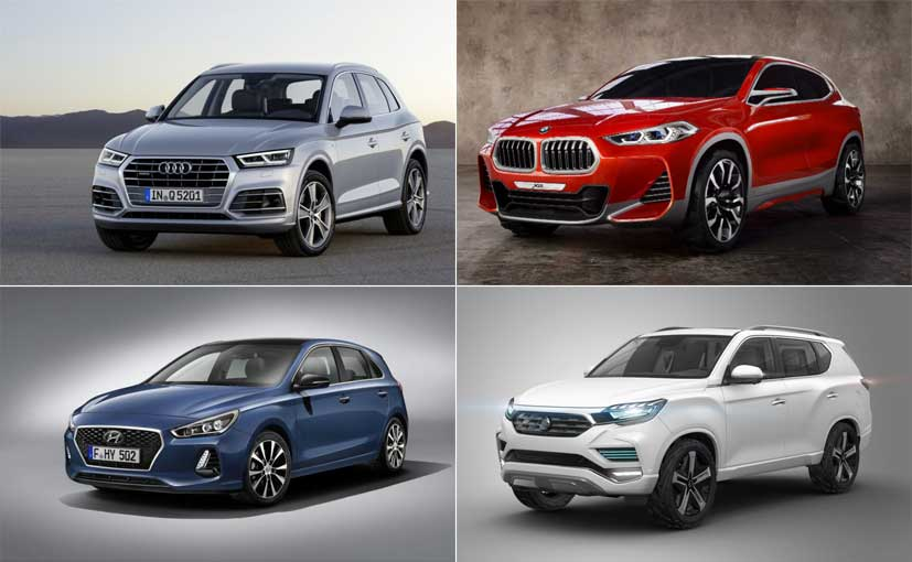 Paris Motor Show 2016: Top Ten Picks