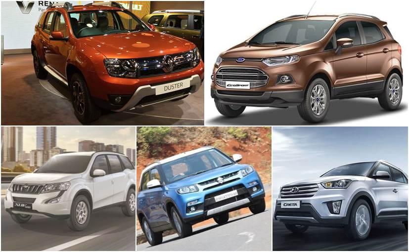 Worksheet. Top 5 SUVs in India  NDTV CarAndBike