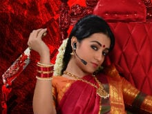 Trisha Krishnan Has a 'Valid Reason' For Not Promoting <i>Nayaki</i>