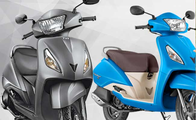 TVS Motor Q2 Net Surges 20% To Rs 213 Crore