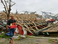 Super Typhoon Causes Destruction In Southern China