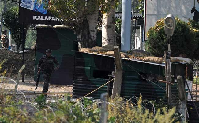 नरेंद्र मोदी के सत्ता में आने के बाद से सैन्य प्रतिष्ठानों पर हुए 10 हमले