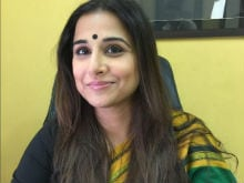 Vidya Balan 'Recovering Well' From Dengue, Tweets Actress