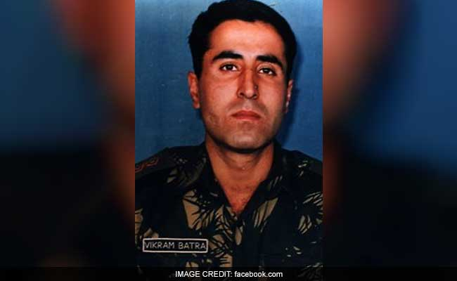 Captain Vikram Batra, The 'Sher Shah' Who Died Fighting For India In Kargil