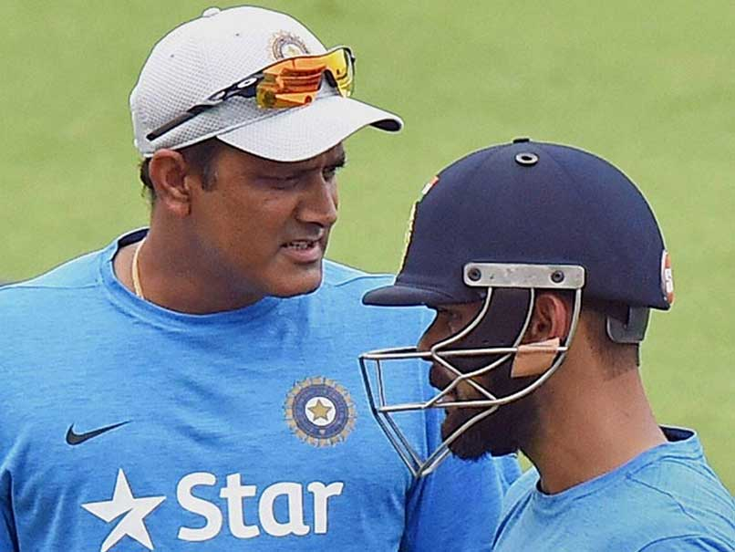 India to Carry Forward Momentum From England Series: Anil Kumble