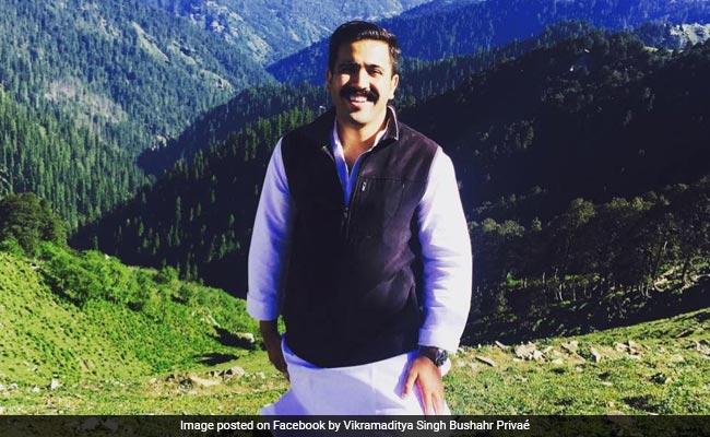मनी लॉन्ड्रिंग केस में वीरभद्र सिंह के बेटे विक्रमादित्य को दिल्ली की अदालत ने दी जमानत