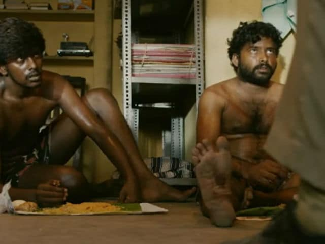 Visaranai Team Prepares For Oscars